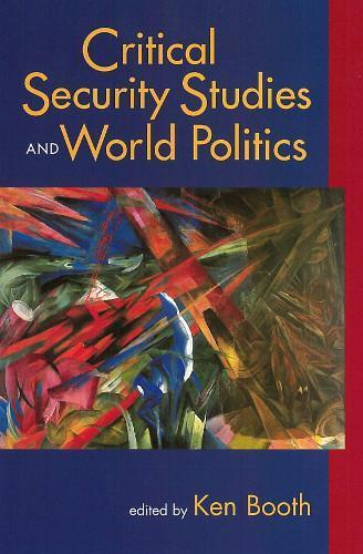 Critical Security Studies