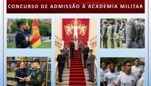 CONCURSO DE ADMISSÃO À ACADEMIA MILITAR PARA O ANO LETIVO 2020/2021