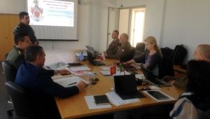 "INTERNATIONAL MILITARY LEADERSHIP ACADEMY"" – SECOND MEETING"