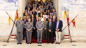 30ª REUNIÃO DA CAPTECH LAND E 1ª REUNIÃO DO PROJETO L-AMPV II, DA AGÊNCIA EUROPEIA DE DEFESA